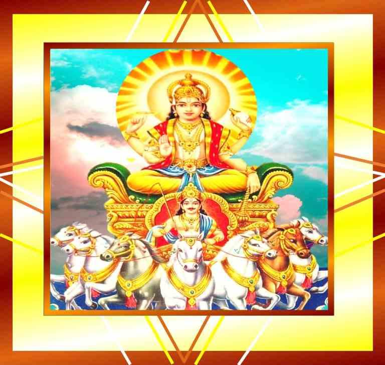 Surya Ashtakam and Surya Dev Puja