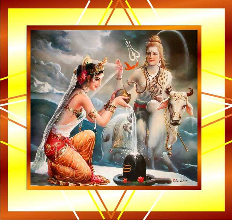 Maha Shivaratri puja shravan month