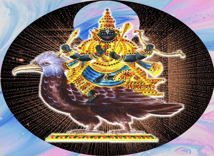 Shani Chalisa in English & Hindi with meaning