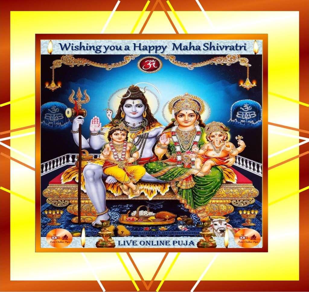 Shivaratri 2021 wish & Puja