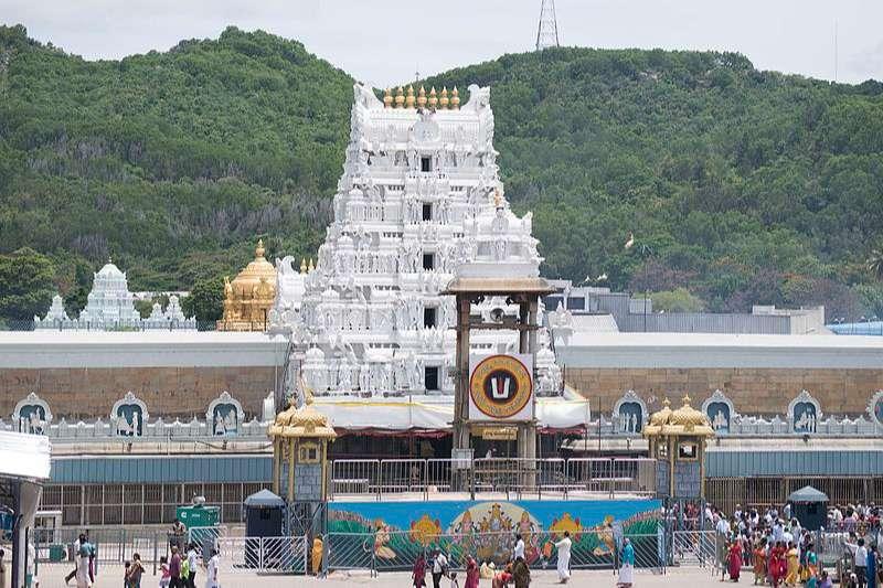 Triputi Balaji Temple Andhra Pradesh