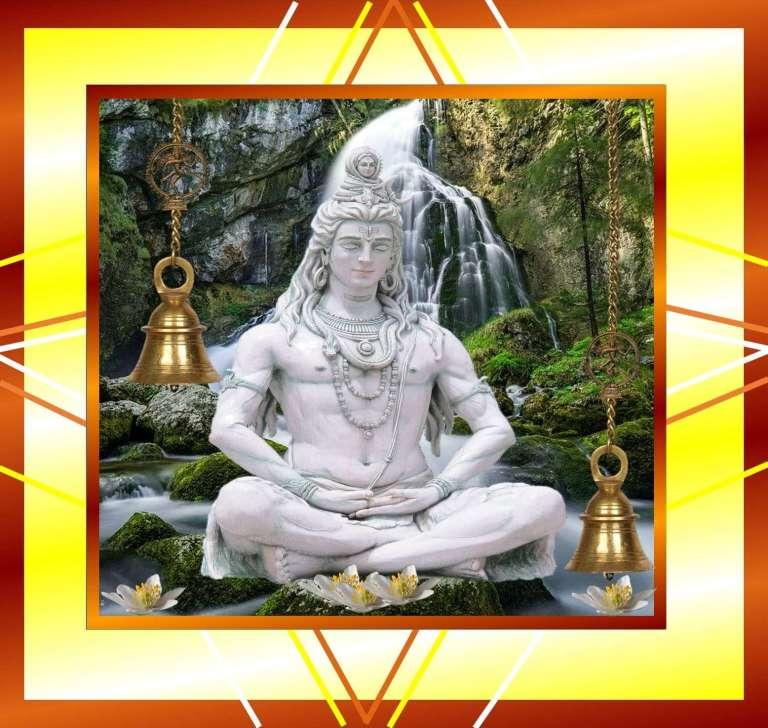 lord shiva in shravan month sawan