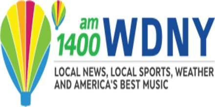 WDNY 1400 AM - Live Online Radio