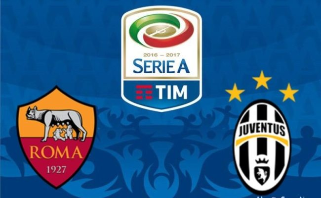 Roma Vs Juventus Preview And Prediction Live Stream Serie