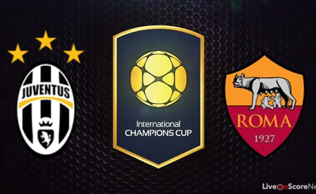 Juventus Vs As Roma Preview And Prediction Live Stream