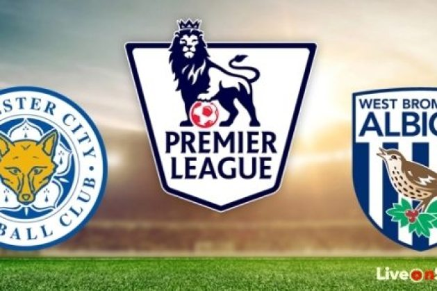 Leicester City vs West Bromwich Albion free live stream