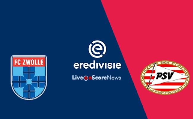 Pec Zwolle Vs Psv Eindhoven Preview And Prediction Live Stream Netherlands Eredivisie 2017 Dubai Khalifa