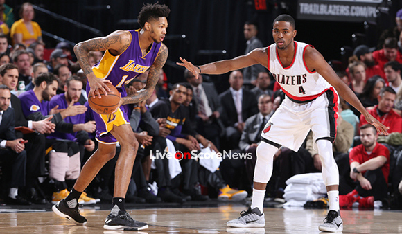Image result for portland vs lakers live stream