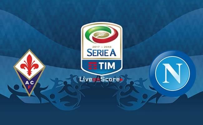Fiorentina Vs Napoli Preview And Prediction Live Stream