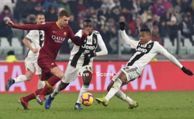 As Roma Vs Juventus Preview And Prediction Live Stream