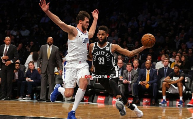 Los Angeles Clippers Vs Brooklyn Nets Preview And