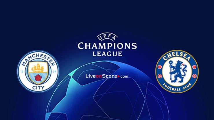 Man City Chelsea Champions League 2021 / Chelsea Fans ...
