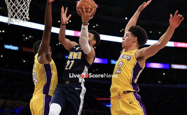 Los Angeles Lakers Vs Denver Nuggets Preview And