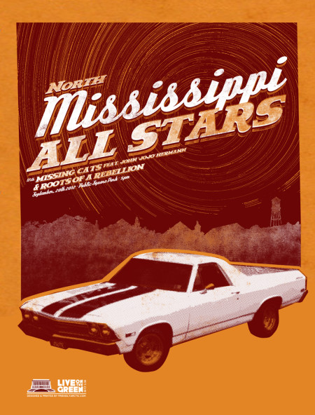 NORTH MISSISSIPPI ALL STARS