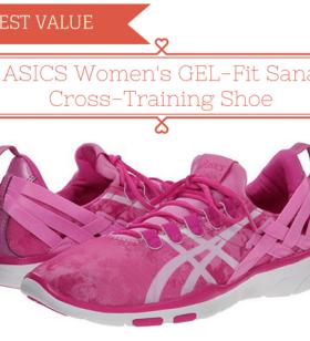 ASICS Women's GEL-Fit Sana Cross-Training Shoe