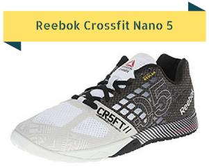 Reebok Men's CrossFit Nano 5