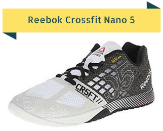 Reebok Men's CrossFit Nano 5