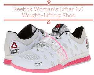 Reebok Women's Lifter 2.0 Weight-Lifting Shoe