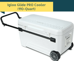 Igloo Glide PRO Cooler (110-Quart)