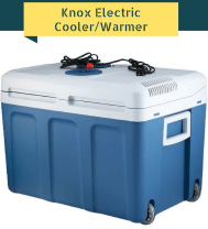 Knox 48 Quart Electric Cooler-Warmer