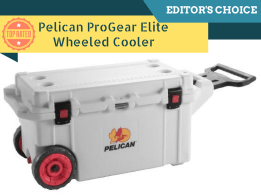 Pelican Products ProGear Elite Wheeled Cooler