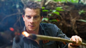 bear grylls survivor guy
