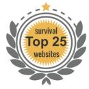 Top 25 Survival Websites