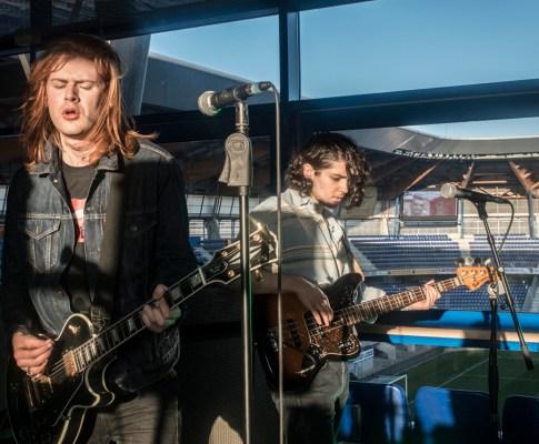The Amazons – Festival GéNéRiQ – Montbéliard, Stade Bonal – 19 février 2017
