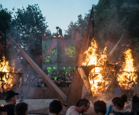 Ambiances – Hellfest, Clisson – 17 juin 2017