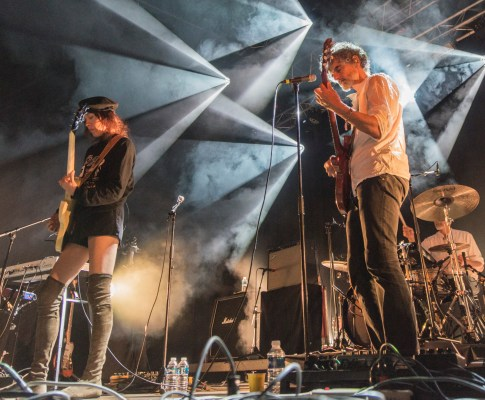 Blonde Redhead – Festival les Georges, Friboug (Ch) – 13 juillet 2017