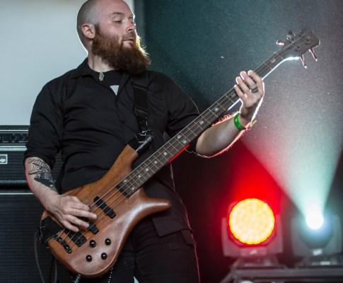Cripple Black Phoenix – Hellfest, Clisson – 18 juin 2017