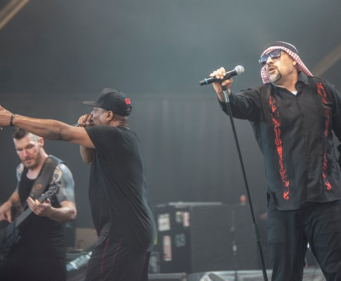 Prophets of Rage – Hellfest, Clisson – 18 juin 2017