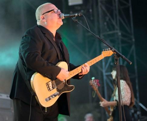 The Pixies – Paléo Festival de Nyon (Ch) – 19 juillet 2017