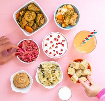 Probiotics - Gut-friendly digestive foods