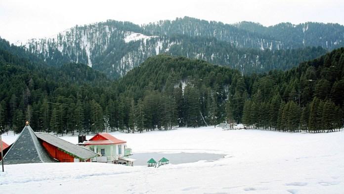 Khajjiar - The 'Mini Switzerland of India'