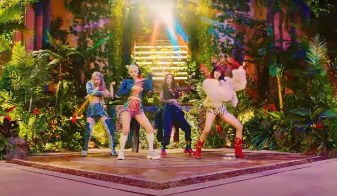 BLACKPINK's New Music Video 'How You Like That'