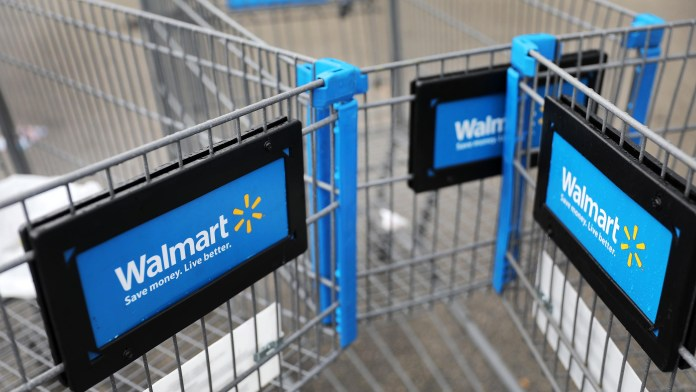 Walmart require customers to wear masks
