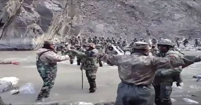 China Releases Galwan Valley Clash Video