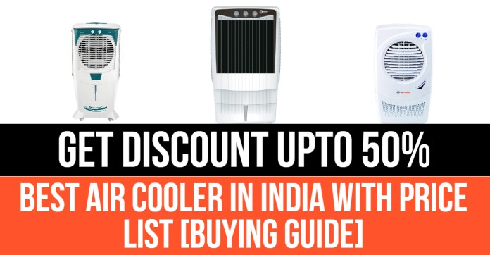 Best Air Cooler in India with Price List