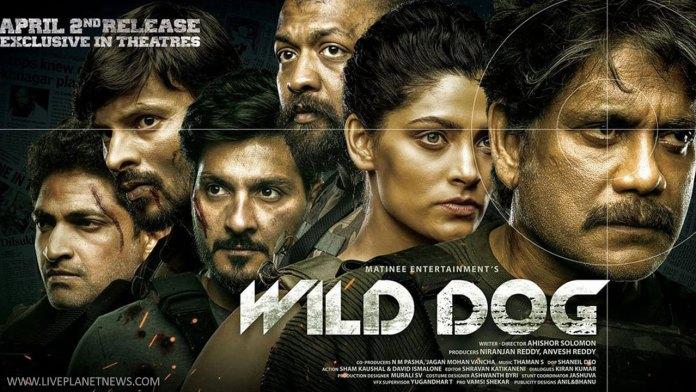 Wild Dog Telugu Movie Download