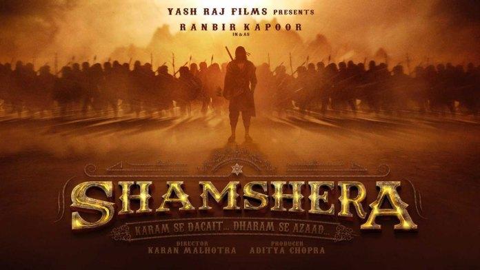 Shamshera Hindi Movie Download