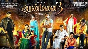Aranmanai 3 Tamil Movie Download