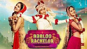 Babloo Bachelor Hindi Movie Download