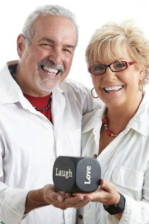 Sam and Linda Laugh Love2