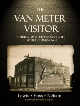 paranormal book about the reports of a strange winged creature in Van Meter, Iowa - for several nights in 1903