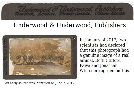 Underwood & Underwood published Ptp long ago