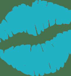 teal kiss [ 1280 x 988 Pixel ]