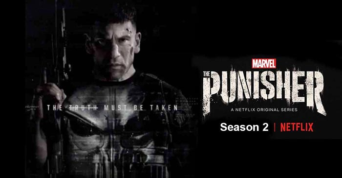punisher 2 netflix