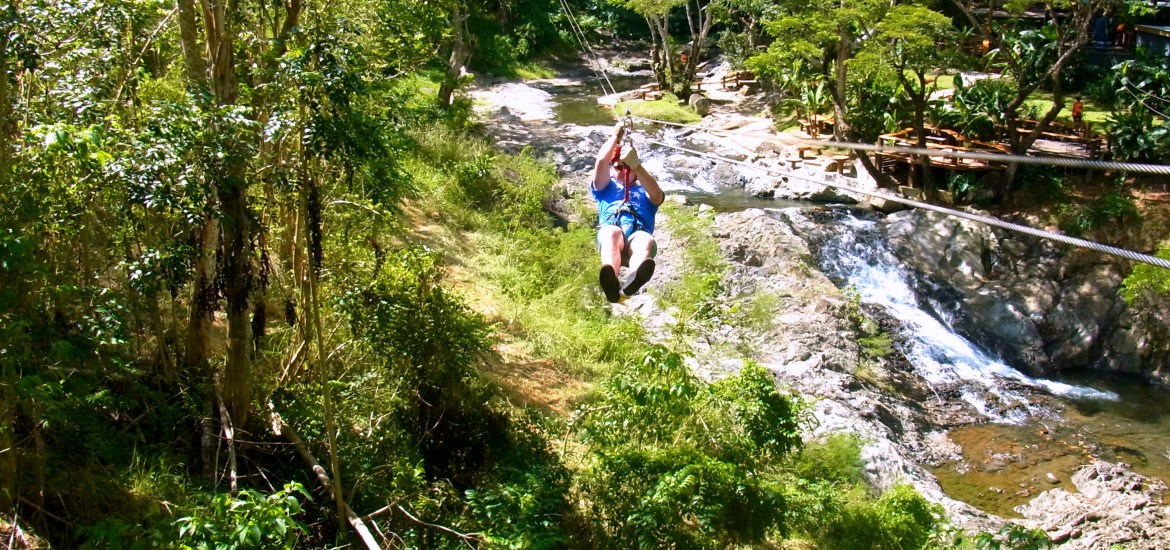 Ziplining the Sleeping Giant in Fiji - Fiji Zipline - LiveRecklessly.com