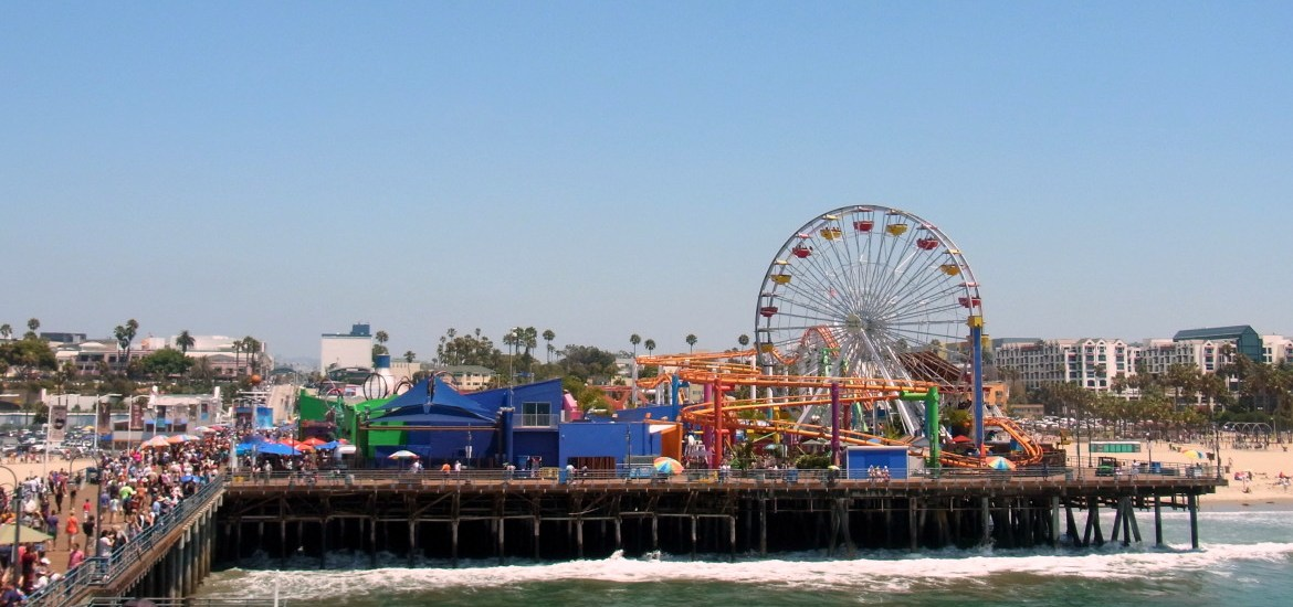 Sunny Santa Monica: the best sights, activities and foodie destinations in the city by the sea - LiveRecklessly.com